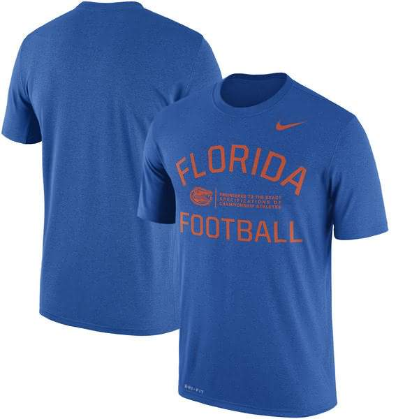 Unisex Florida Gators Sale011 Nike NCAA College Football T-Shirt SEV700TJ